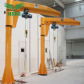 3ton 4m length pillar mounted jib crane