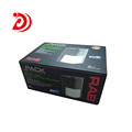 LED lamp auto lock bottom box
