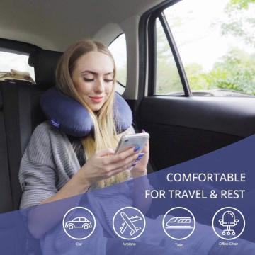 Comfity Travel Size Foam Pillow