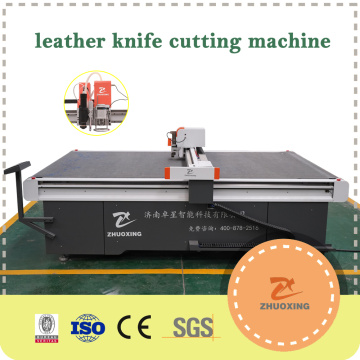 Cutting Machine Cut Leather Easily Quickly Accurately