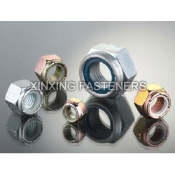 Nylon Lock Hexagon Nuts