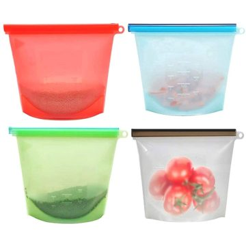 Amazon hot sell silicone food preservation bags