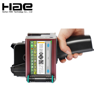 Date Code handheld printer Inkjet Portable Inkjet Maker