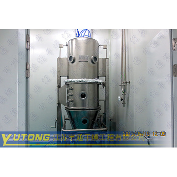 FL Series GMP Fluidizing Granulator Machine