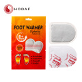 customized heating pad adhesive foot warmer pad