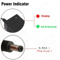 36V 2A battery charger Output 42V 2A Charger Input 100-240 VAC Lithium Li-ion Li-poly Charger For 10Series 36V Electric Bike