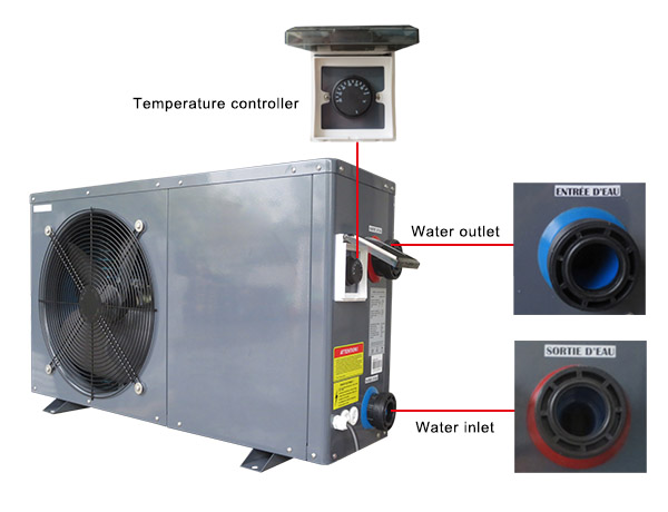 Pool Heater Price