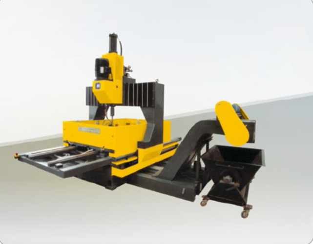 Jinan Sunshine CNC Drilling Machine For Plates