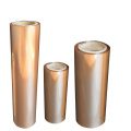 High barrier coated polyester film