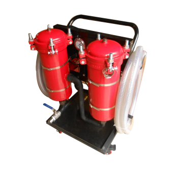 LYC-B Three Stage Oil Purifier Machine