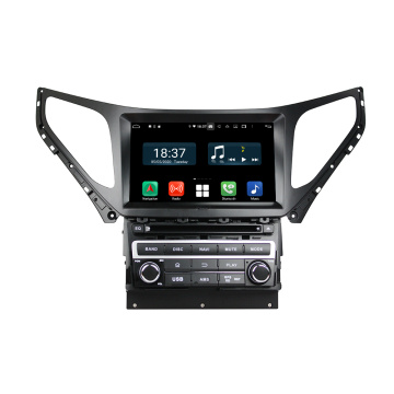 Sistem stereo Android 10 PX5 / PX6 AZERA 2015