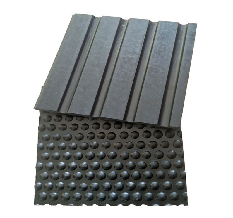 Comfort Super-Soft Rubber Slat Mats