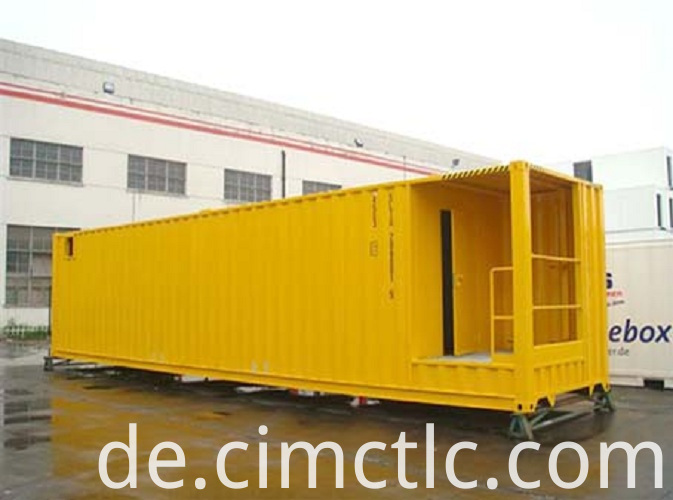 Integrated Electric Control Container