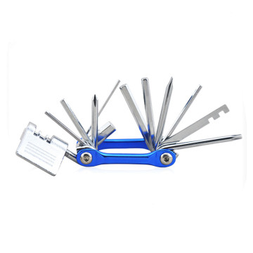 KL-835E 12 In Floding Bicycle Tool Set