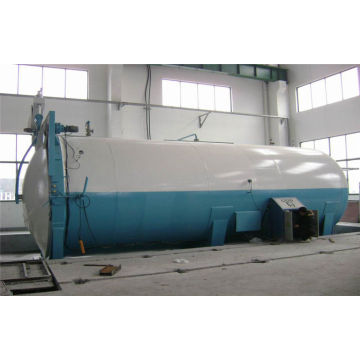 Large Rubber Vulcanizing Autoclave Φ2.85m