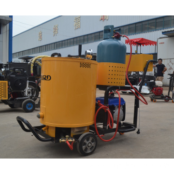 Asphalt crack sealing machines for Hot pour asphalt sealing FGF-60