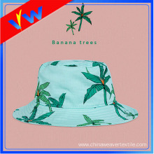 Wholesale Custom Printing Cotton Twill Bucket Hat
