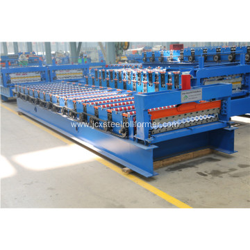 Corrugated PPGI/Gi Roofing Sheets Roll Forming Machinery