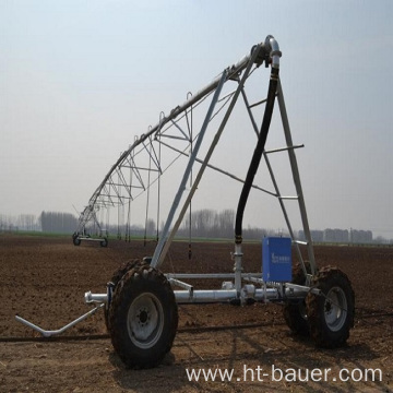 power saving linear pivot irrigation