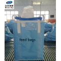 FIBC bulk bags of feed