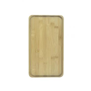 Oblong Bamboo Cutting Board