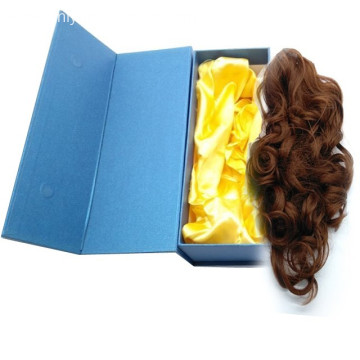 Long Hair extension Gift Boxes Without Clear Window