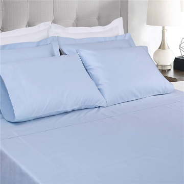 4 Pcs Hotel Cotton Bed Sheet