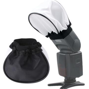 1pcs New Lumiquest Softbox Universal DSLR Camera Cloth Soft Flash Diffuser Lambency Softbox hot
