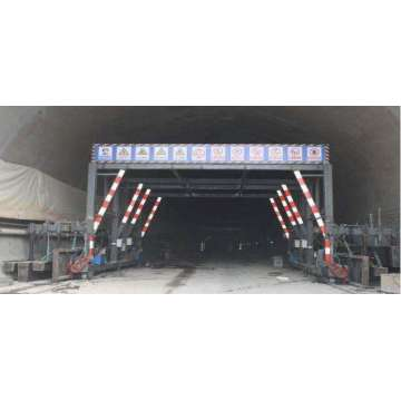 Cable Trough Tunnel Trolley Formwork System