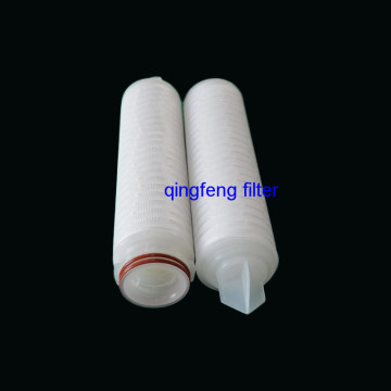 10inch PP Pleated Filter Cartridge for Water Treatment