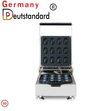 Commercial coffee beans waffle machine for sale