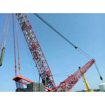 Heavy Load Bearing Mobile Tower Crane
