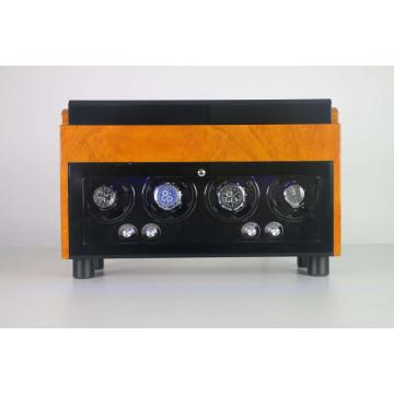 2020 Watch Winder Box With Supporting Legs
