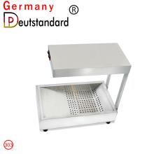 Food churros dispaly warmer machine with CE