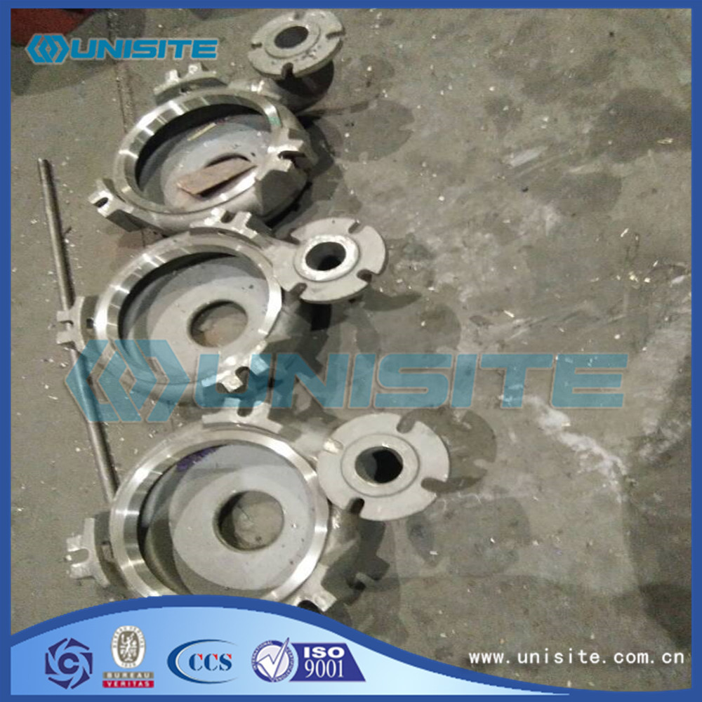 Casting Steel dredging Pump Shell