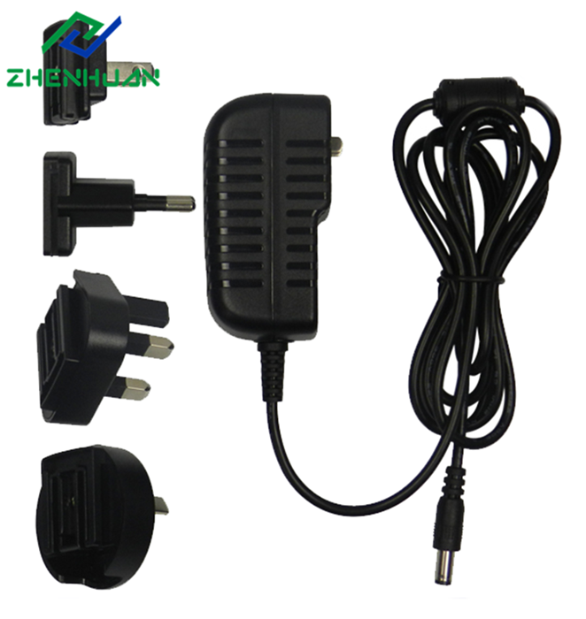 Detachable Plug Power Supply