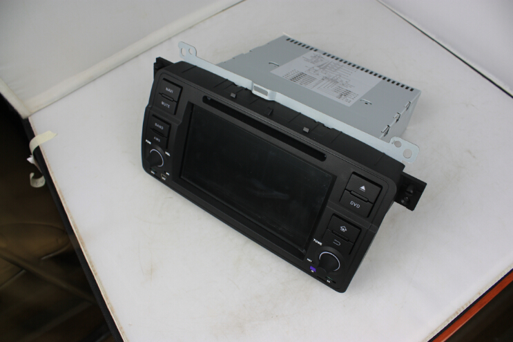 BMW E46 Car Audio Electronics