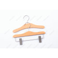Natural Beech Wood Kids Suit Pants Hangers