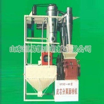 Single unit series for core extraction