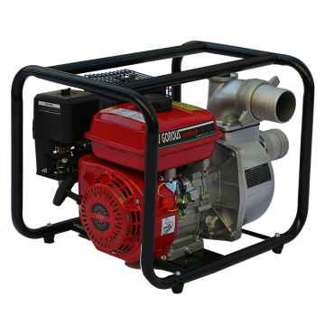 4 Inch Intake 4 Stroke Gasoline Powered Water Pump