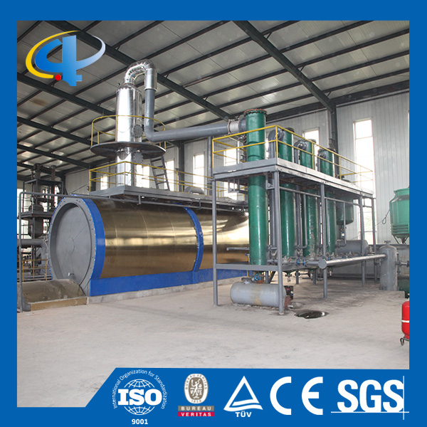 Waste Oil Recycling Equipment