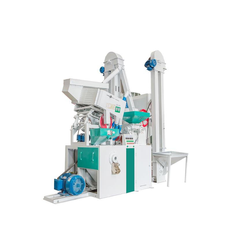 high purity rice milling
