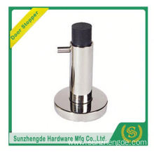 SZD SDH-021SS Hotel NEW stainless steel rubber door draft stopper cabinet door stopper stainless steel