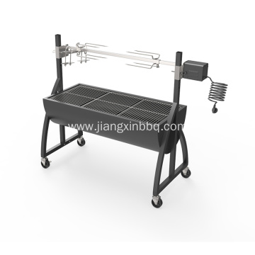 "52"" Large BBQ spit roaster with AC Motor"