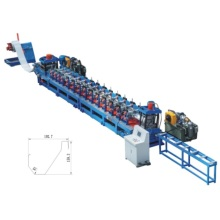 Poultry Feeding Trough Roll Forming Line Equipment