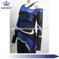 Sêwirana Fashion-ê Neckline-a Asymmetical Cheer Youth Uniform