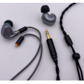 HiFi in-Ear Earphone for Audiophile Musicians