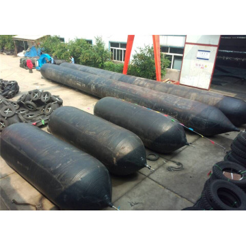 Marine Salvage Airbags Inflatable Rubber Pontoon Salvage