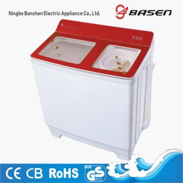 Semi Automatic 10KG Double Layer Top Loading Washing Machine