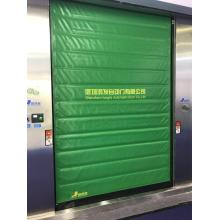 Freezer Room Self Rearing Curtain High Speed ​​Door